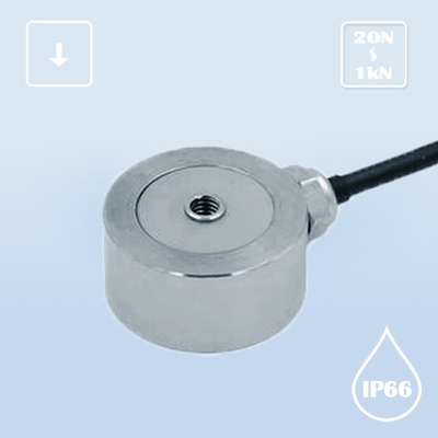T107 Miniature Compression Load Cell