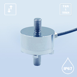 T305 Miniature Compression And Tension Load Cell