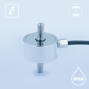 T303 TENSION/COMPRESSION LOAD CELL / IN-LINE