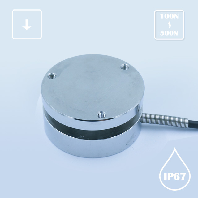R217 Miniature Circular Load Cell